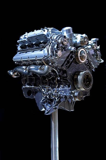 Auto-Motor – Foto