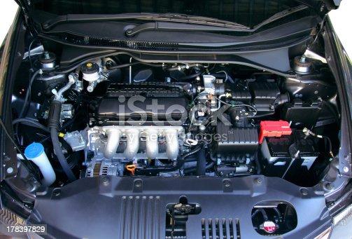 istock car engine 178397829