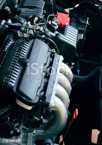 istock car engine 178708745
