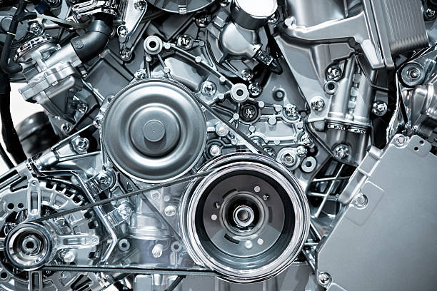 Car Engine Engine vehicle part stock pictures, royalty-free photos & images