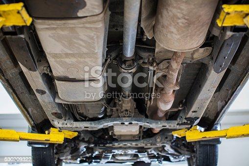 istock car engine 530209322