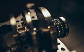 istock Car engine repair 1144213158