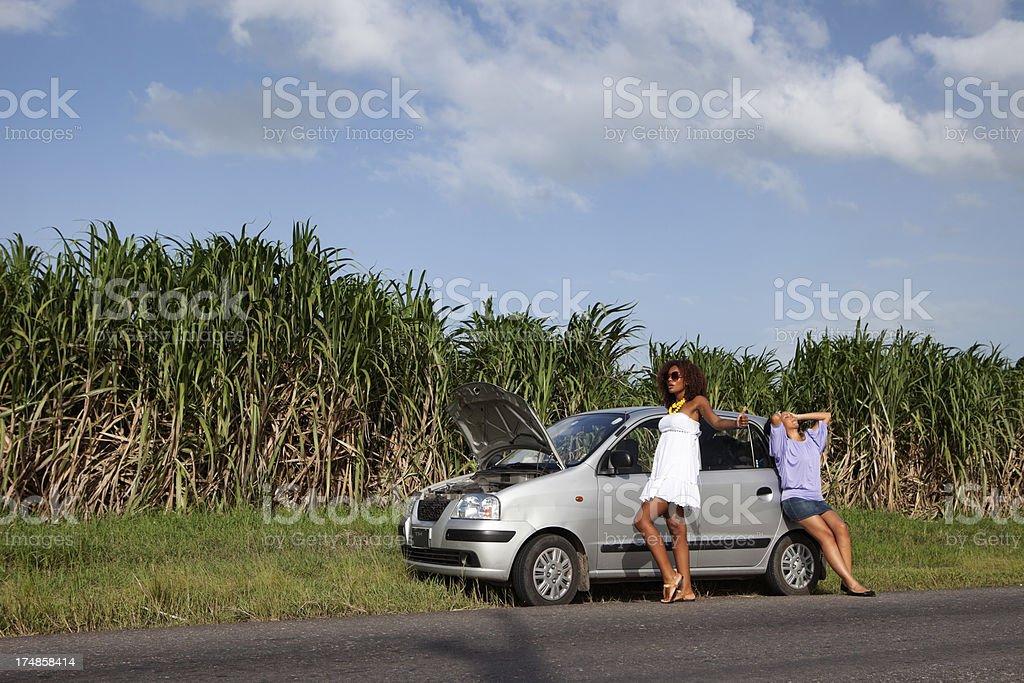 Car Failure In Cuba stock photo   iStock