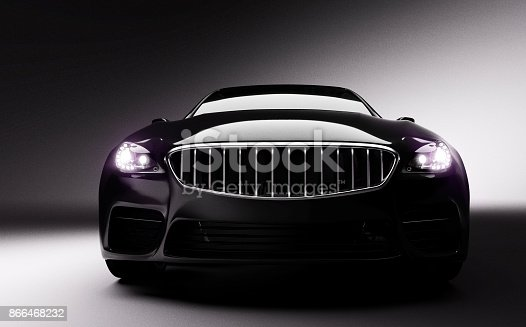 910009838istockphoto car front view 866468232