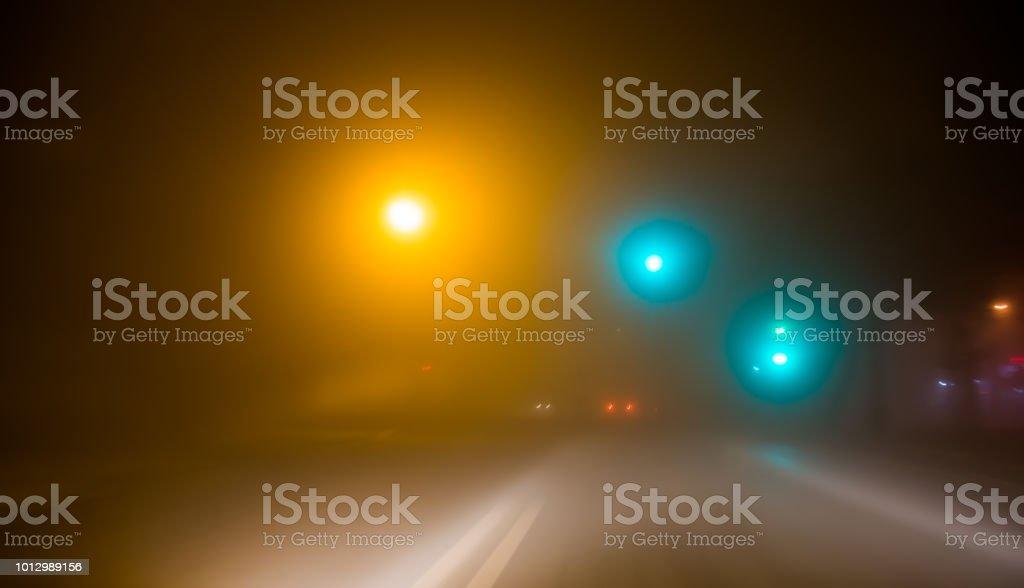 Autoscheinwerfer – Foto