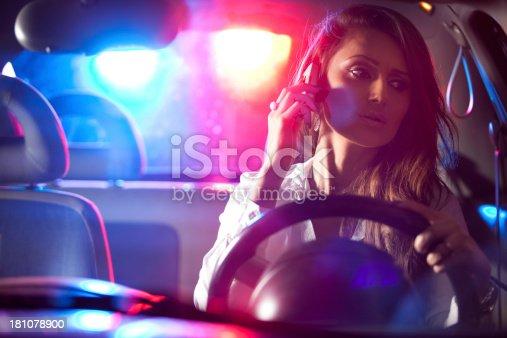 584585910istockphoto car in pursuit 181078900