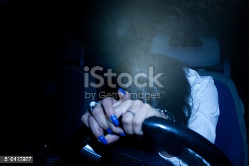 584585910istockphoto car in pursuit 516412927