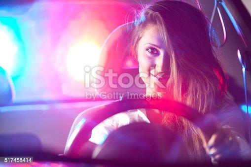 584585910istockphoto car in pursuit 517458414