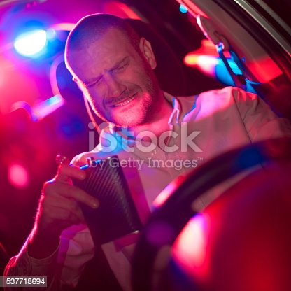 584585910istockphoto Car in pursuit 537718694
