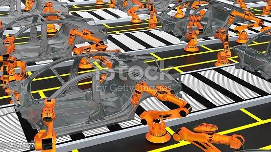1069360792istockphoto Car Industry 1151272177