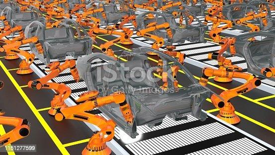 1069360792istockphoto Car Industry 1151277599