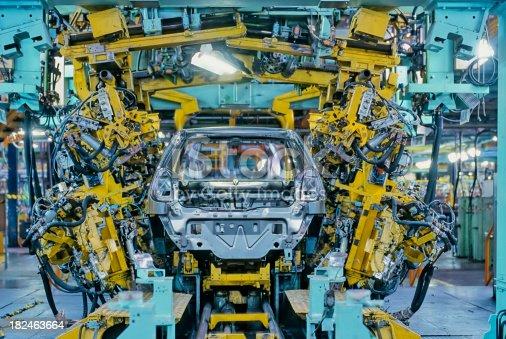 182463664 istock photo car industry 182463664