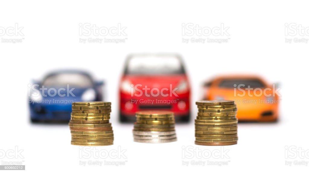 Auto-Versicherung-Konzept – Foto