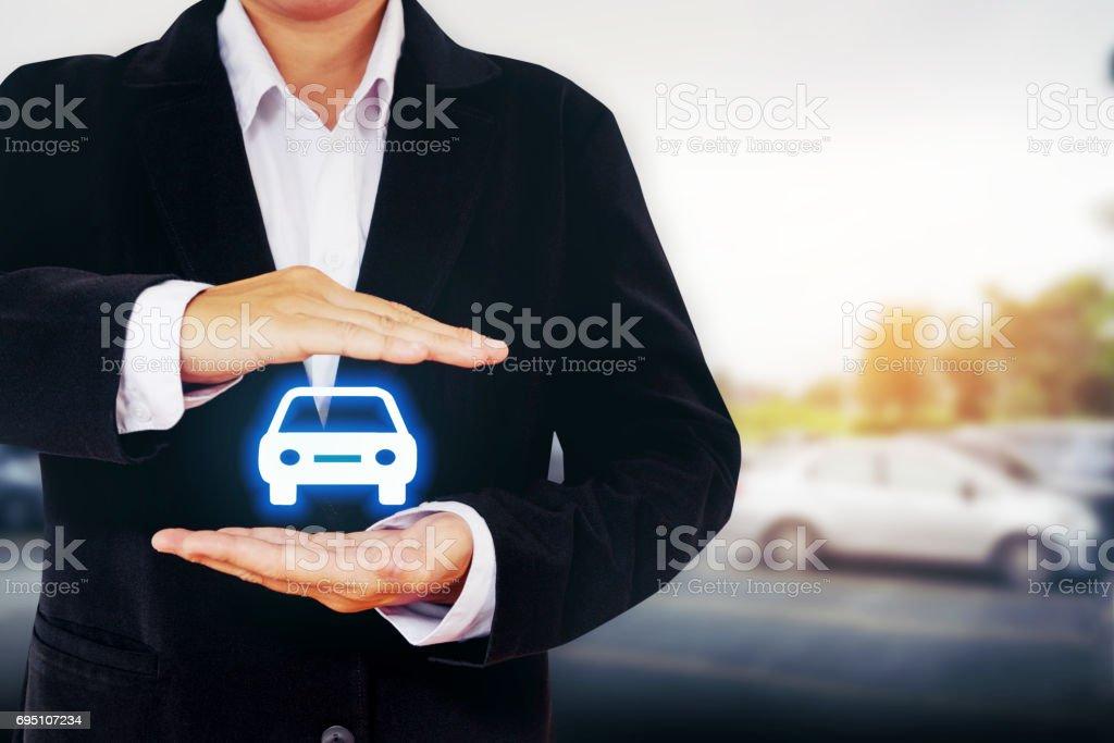 Assurance auto (automobile) - Photo