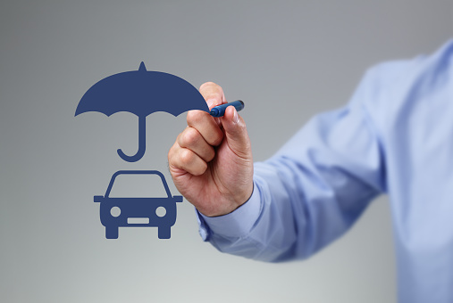istock Car insurance 927617258