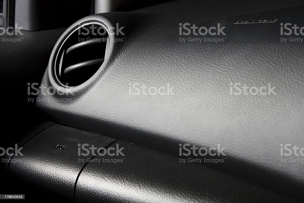 car interior detail royalty-free stock photo