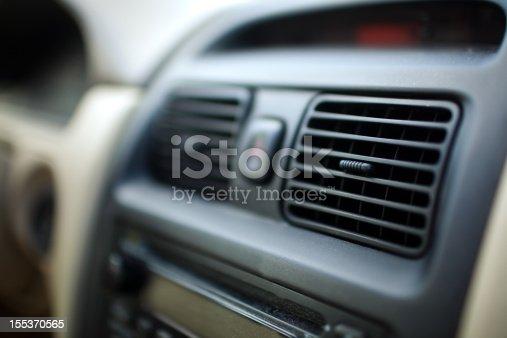 695724912istockphoto Car Interior Heater Vents 155370565
