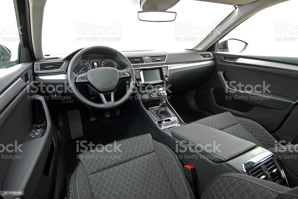 car interior  – Foto