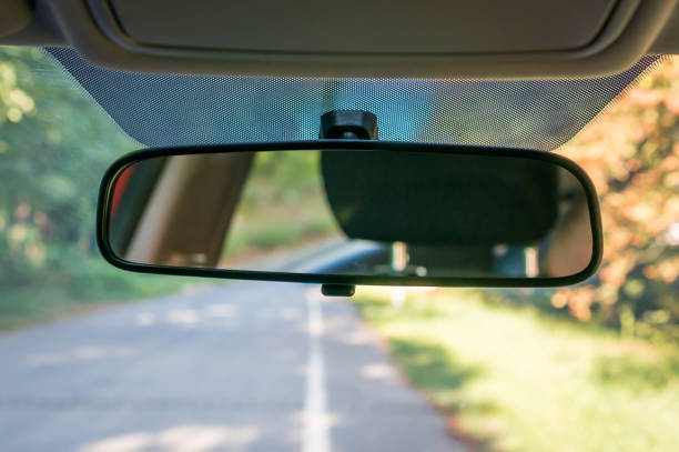 Car Rear View Mirror: Best Rear View Mirror Stock Photos, Pictures & Royalty