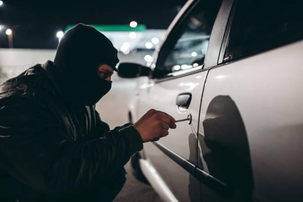 Car jacking – zdjęcie