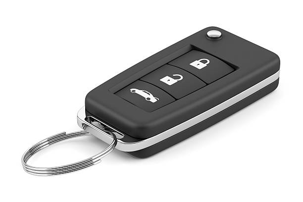 car key remote isolated on white background car key remote isolated on white background car key stock pictures, royalty-free photos & images