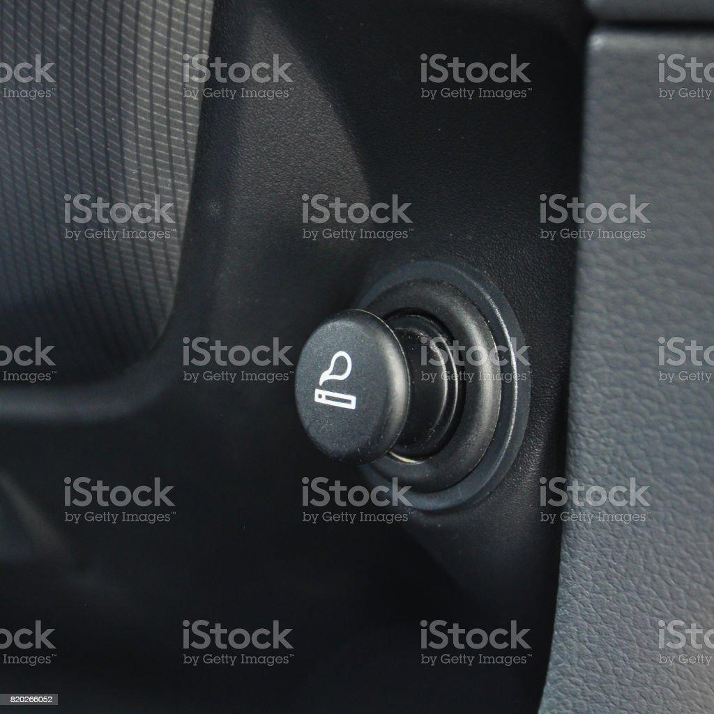 car lighter stock photo