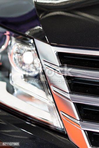 istock Car Lights 521107565