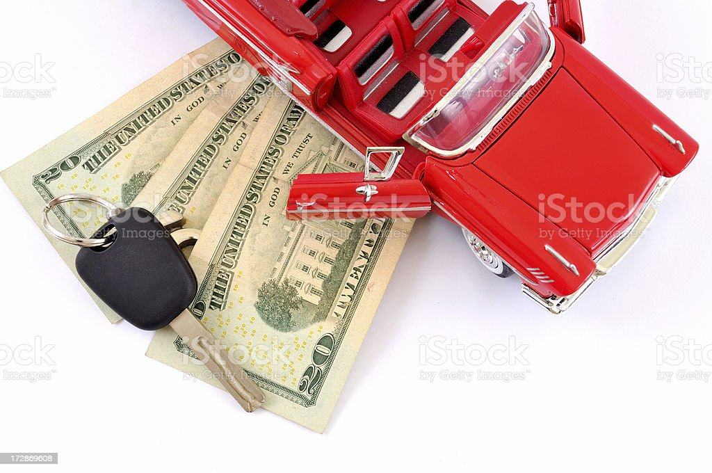 car loan royalty-free stock photo