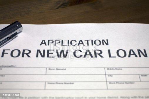 512011833istockphoto Car loan 512010293