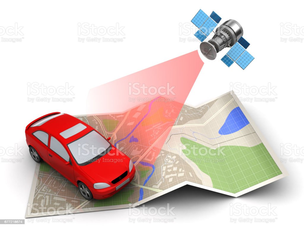 car location stock photo