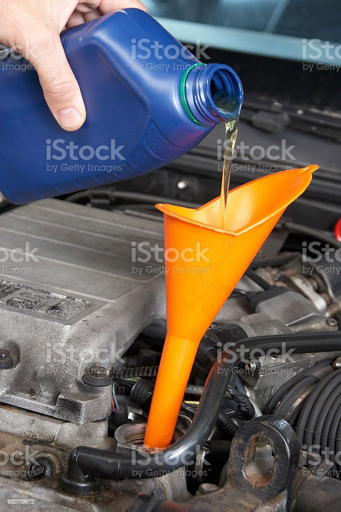 Car Maintainence #4 royalty-free stock photo