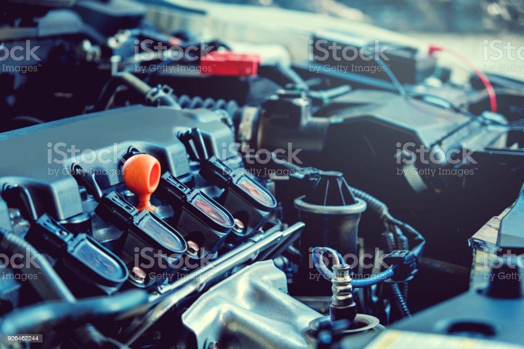 Auto-Mechaniker Auto-Reparatur-service – Foto