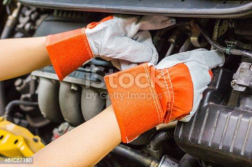 136591855 istock photo car mechanic in his repair 484087160