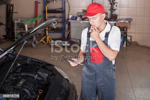 962888586 istock photo Car mechanic 493515728