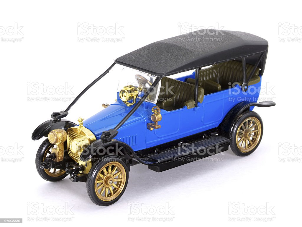 Car model royalty-free stock photo