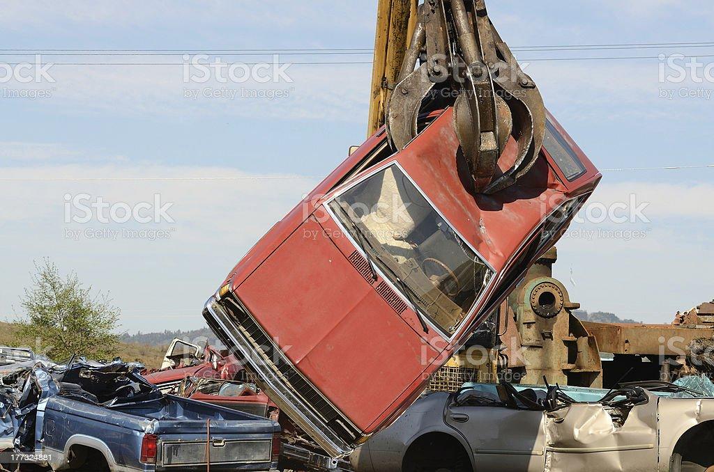 Car Move stock photo