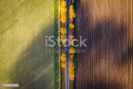 1042711480 istock photo Car moving on  road 1063850990