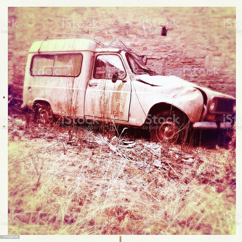 Car of history stock photo