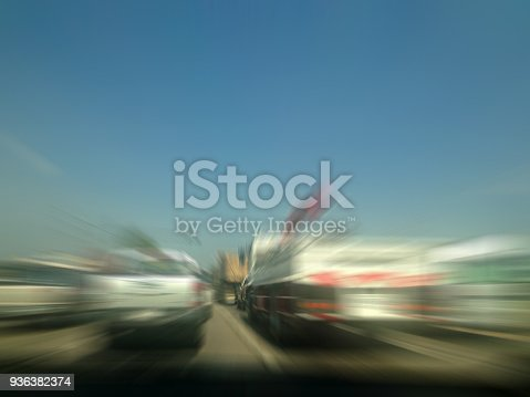 640042252 istock photo car on the road with motion blur background 936382374