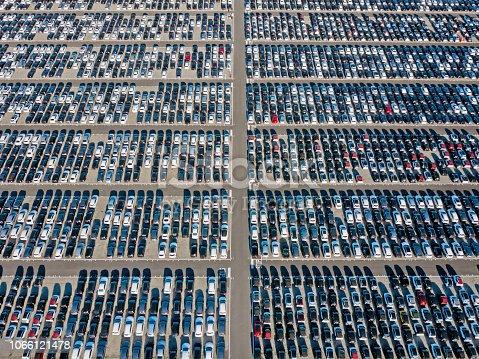 652712094 istock photo Car parking lot 1066121478