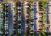 Shenzhen car parking