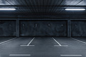 istock Car parking space 1224849939