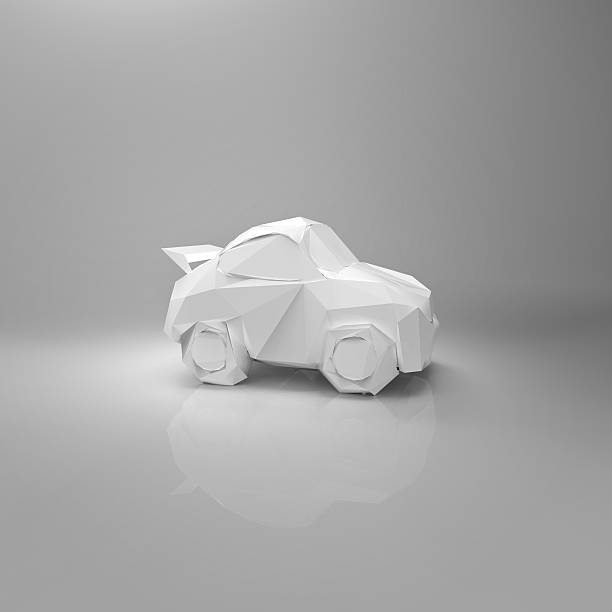 Royalty Free Origami Car Pictures Images And Stock Photos Istock