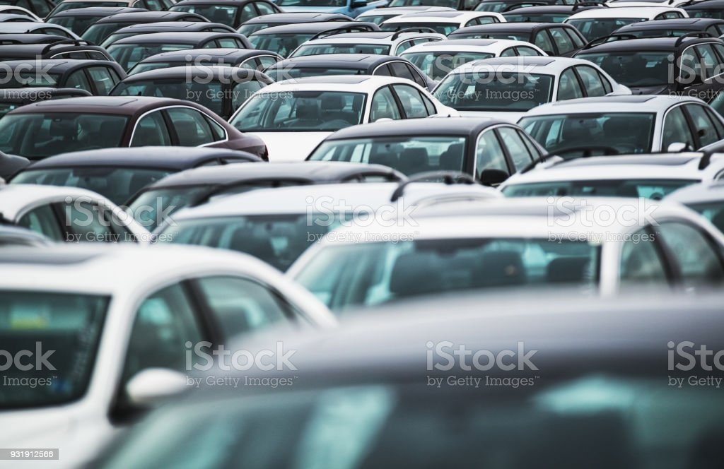 automobile stock photo