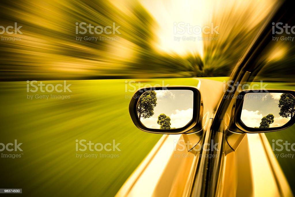Noleggio auto foto stock royalty-free