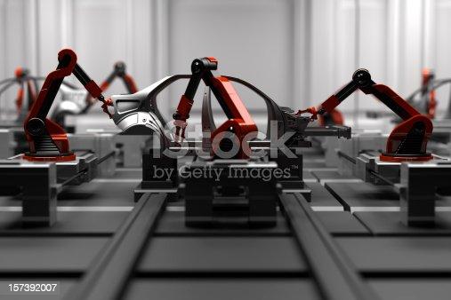 182463664 istock photo Car plant 157392007