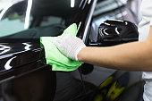 istock Car polish 1061755440