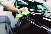 istock Car polish 1292774518