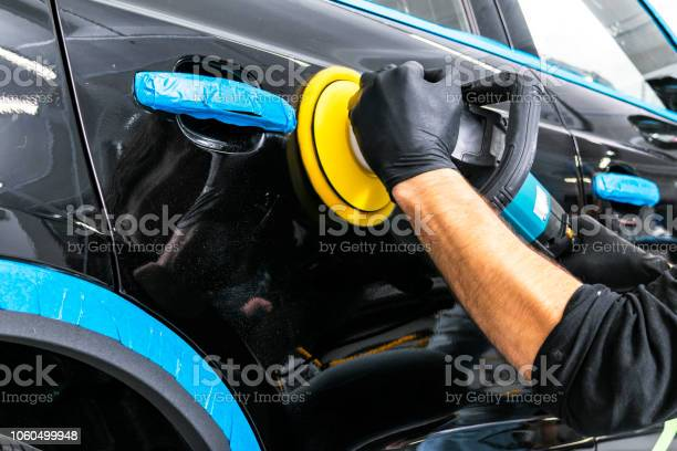 Car polish wax worker hands applying protective tape before polishing picture id1060499948?b=1&k=6&m=1060499948&s=612x612&h=msjrluuwkwz32 mept iqpcb45oqejcks0cstaf1rx8=