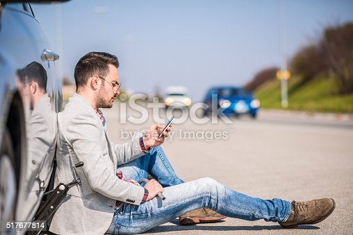 istock Car problems 517677814
